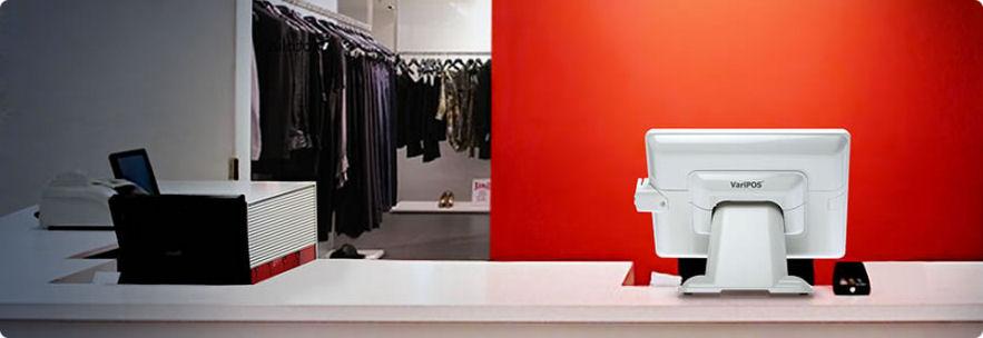Retail Scanning Epos System