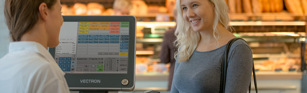 Vectron POS Touch Epos System